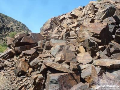 Atazar-Meandros Río Lozoya-Pontón de la Oliva-Senda Genaro GR300;la silla del rey valle del cabrie